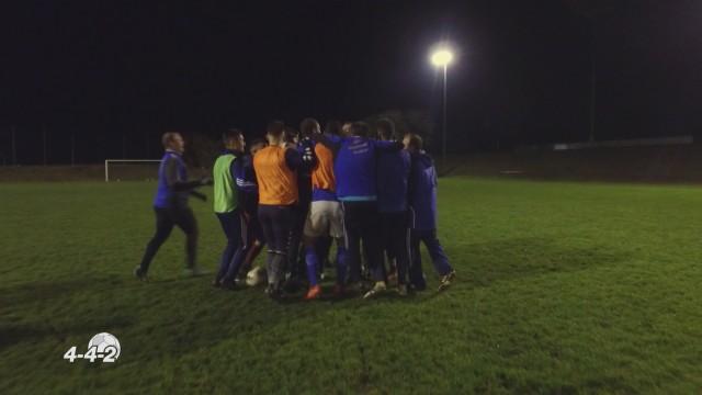 Rebonds interdits pour le FC Gingins