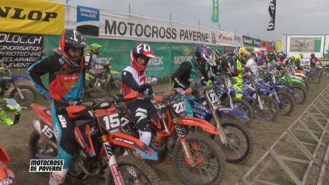 Motocross de Payerne : Course Swiss MX 2