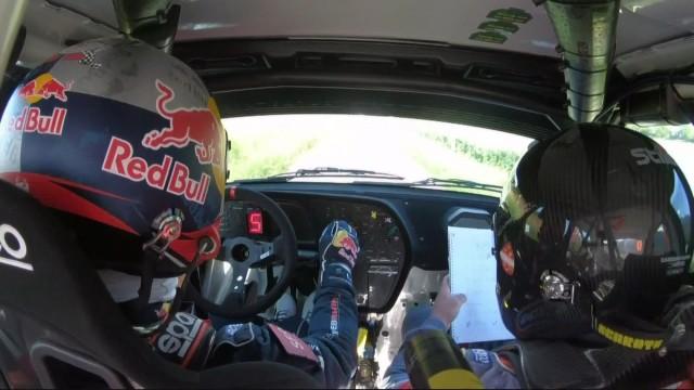 Rallye du Chablais, spéciale d'essais