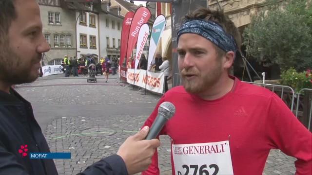 Morat-Fribourg Edition 2018 Partie 1