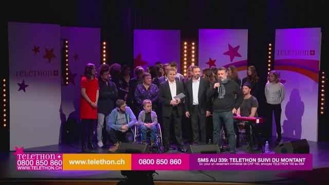 Téléthon Action Suisse - Une lueur d'espoir 3/3