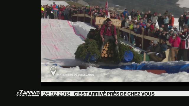 Le Zapping de La Télé - Mars 2018