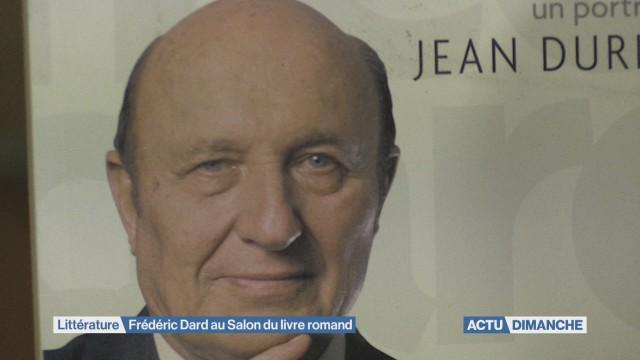 Frédéric Dard à l'honneur