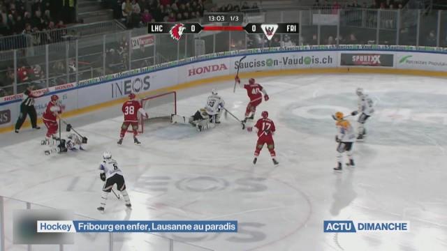 Fribourg en enfer, le LHC au paradis