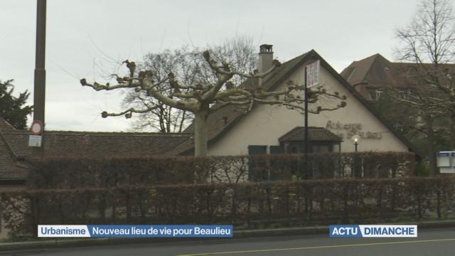Nouveau lieu de vie à Beaulieu