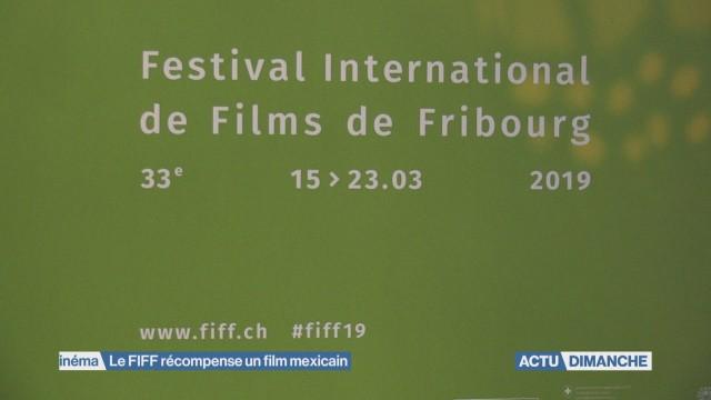 Le FIFF récompense un film mexicain
