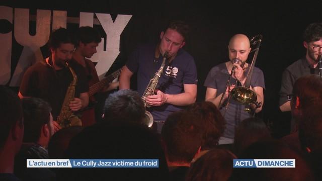 Déficit pour le Cully Jazz