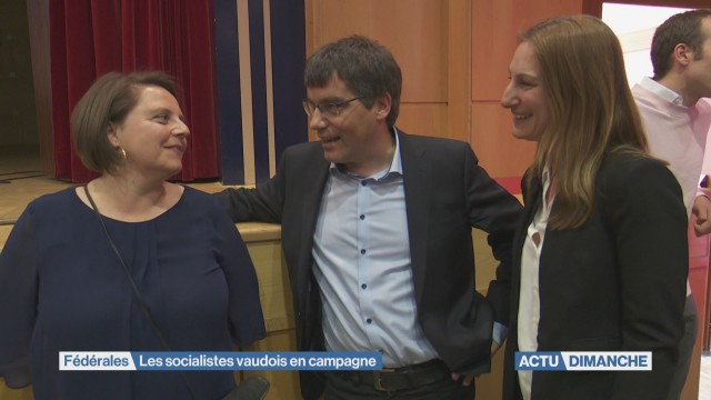 Fédérales: Ada Marra dans la course aux Etats