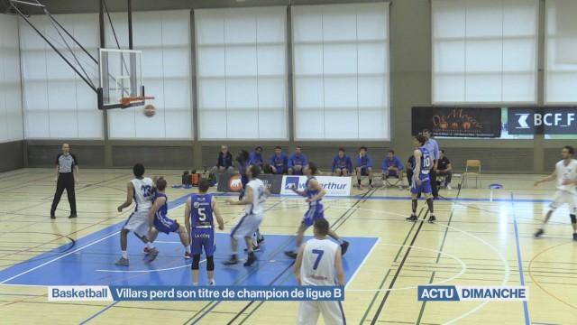 Exit Villars Basket