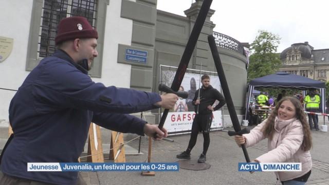 Un Festival pour la jeunesse à Fribourg