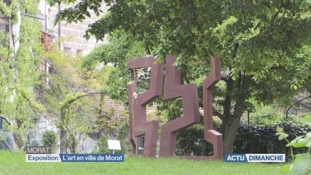 L'art en ville de Morat