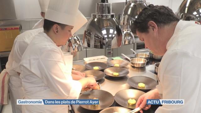 Dans les plats de Pierrot Ayer