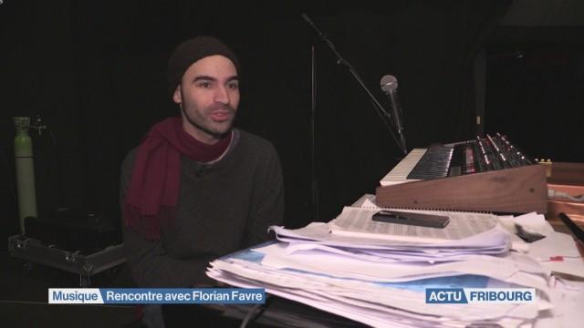 Rencontre avec Florian Favre