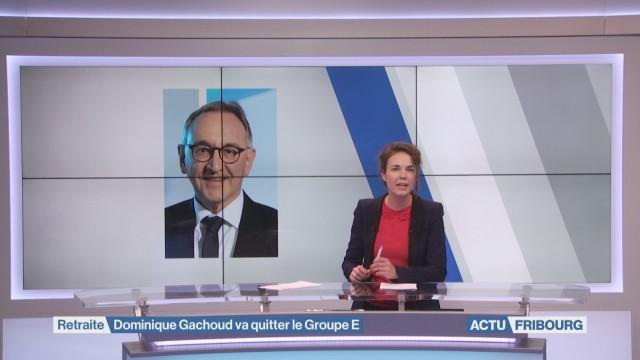 Dominique Gachoud va quitter le Groupe E