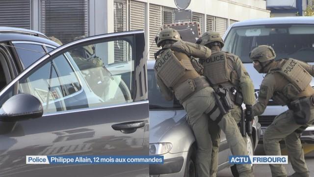 Philippe Allain, 12 mois aux commandes