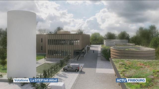 Le projet de STEP à Montilier fait débat