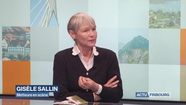 Le nouveau combat de Gisèle Sallin