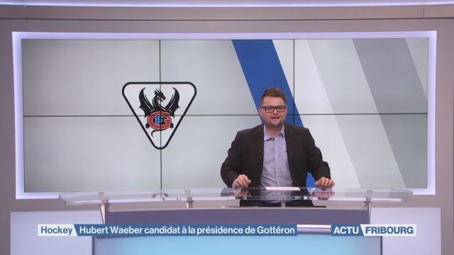 Huber Waeber candidat