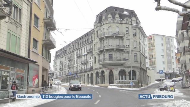 Le restaurant Le Beausite célèbre ses 110 ans