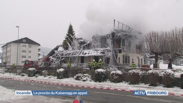 Les incendiaires du Kaiseregg en appel