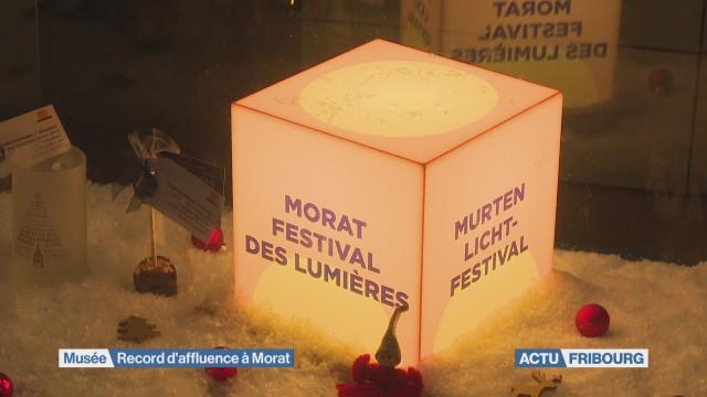 Record d'affluence pour le musée de Morat