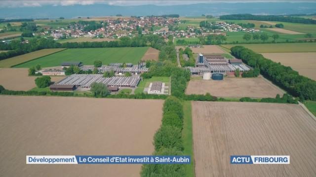 1,7 millions pour le site de Saint-Aubin