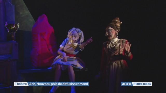 Ach!, nouveau pôle de diffusion théâtrale en Suisse romande