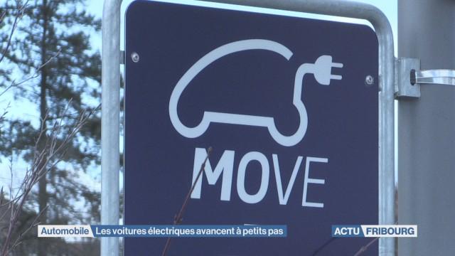 Les voitures électriques avancent à petits pas