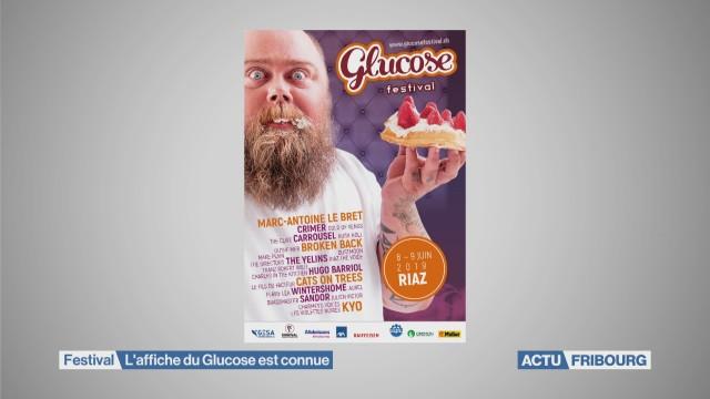 Marc-Antoine Le Bret pour la 6ème édition du Glucose
