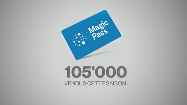 Le Magic Pass cartonne