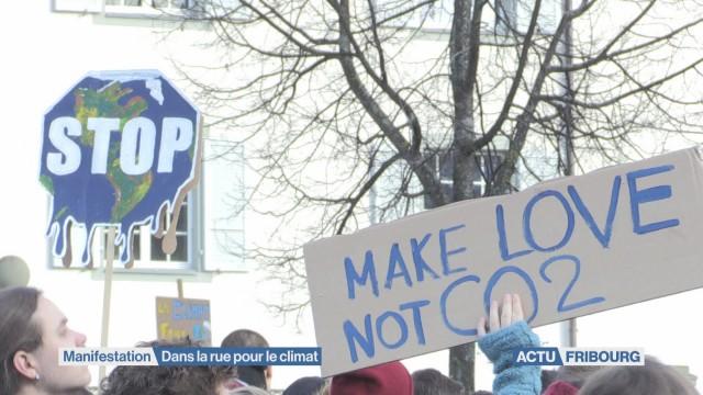 Vers une nouvelle grève du climat