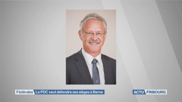 Fédérales: programme et candidats du PDC connus
