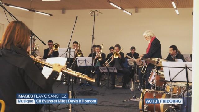 Du jazz mythique à Romont