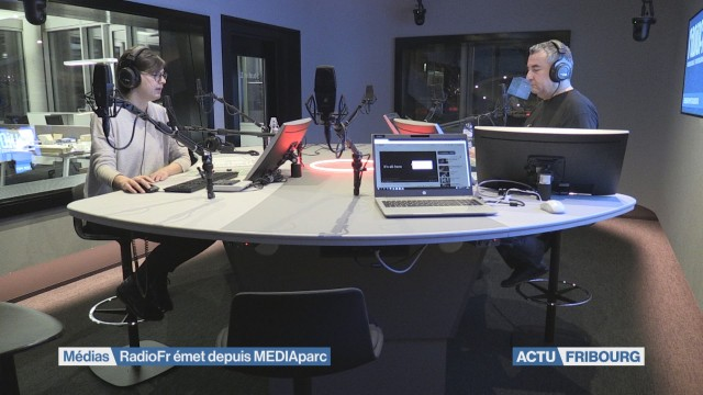 RadioFr émet depuis MediaParc
