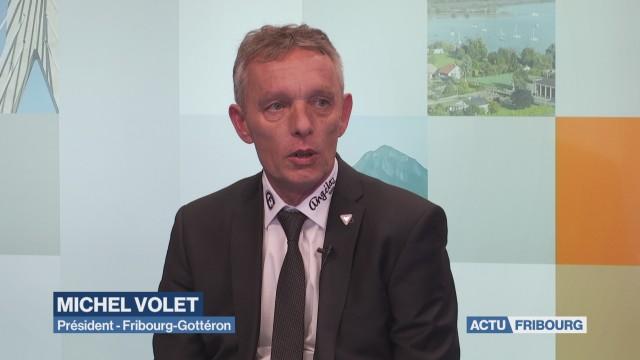 Michel Volet fait le bilan