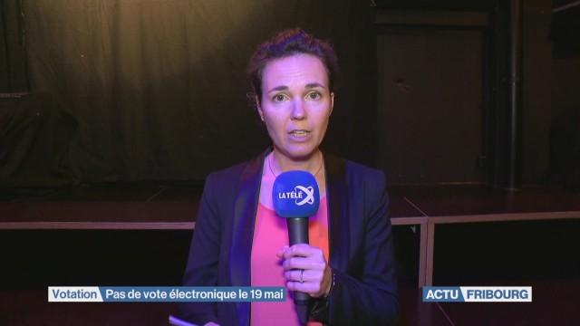 Pas de vote électroniqe le 19 mai