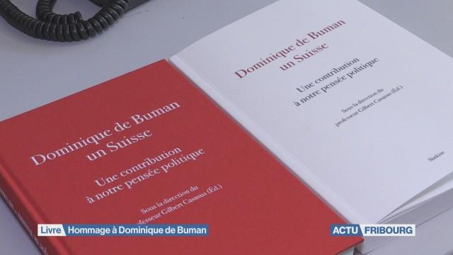 Coup de projecteur sur Dominique de Buman