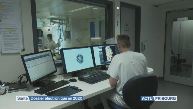 Dossier électronique pour 2020
