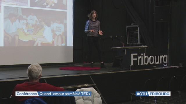 L'amour s'invite à TEDx