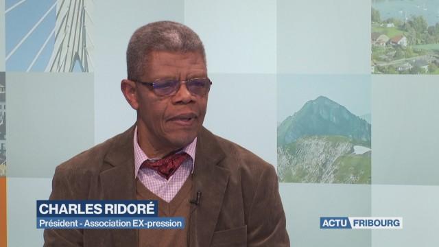 Moment de partage avec Charles Ridoré