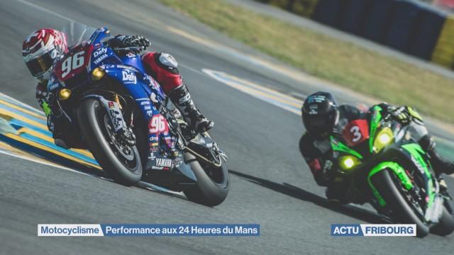 Robin Mülhauser revient sur les 24 Heures du Mans