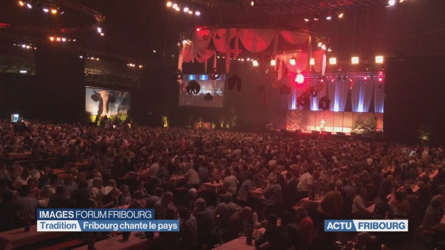 Fribourg, capitale du Schlager