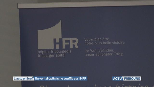 Un vent d'optimisme souffle sur l'HFR