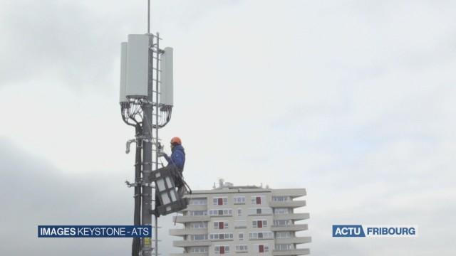 Moratoire sur la 5G à Villars-sur-Glâne