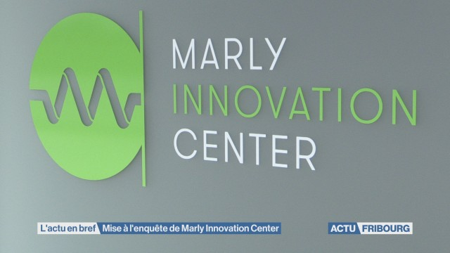 Mise à l'enquête de Marly Innovation Center