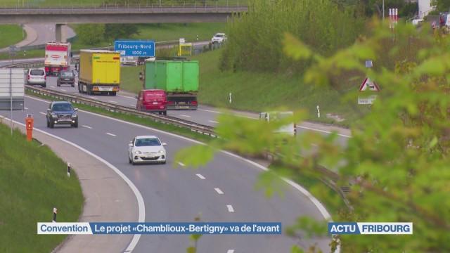 Le projet Chamblioux-Bertigny va de l'avant
