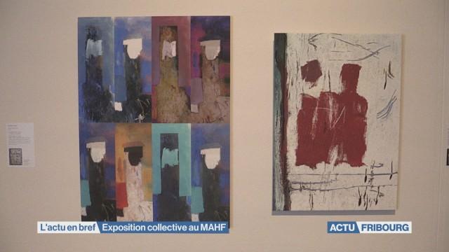 Nouvelle exposition collective au MAHF