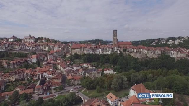 Mise en consultation du projet de fusion du Grand Fribourg