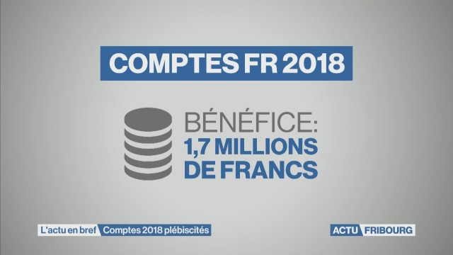 Comptes 2018 plébiscités