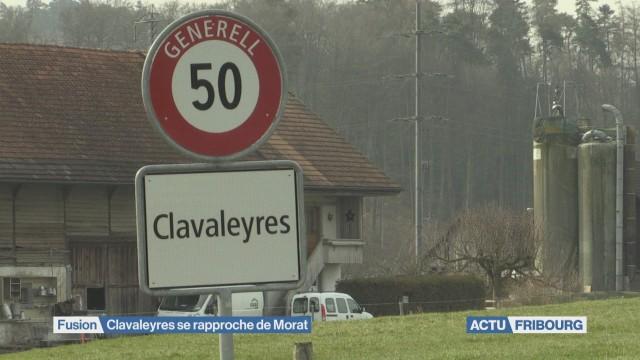Clavaleyres se rapproche de Morat